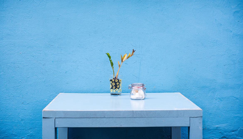 Furniture flower